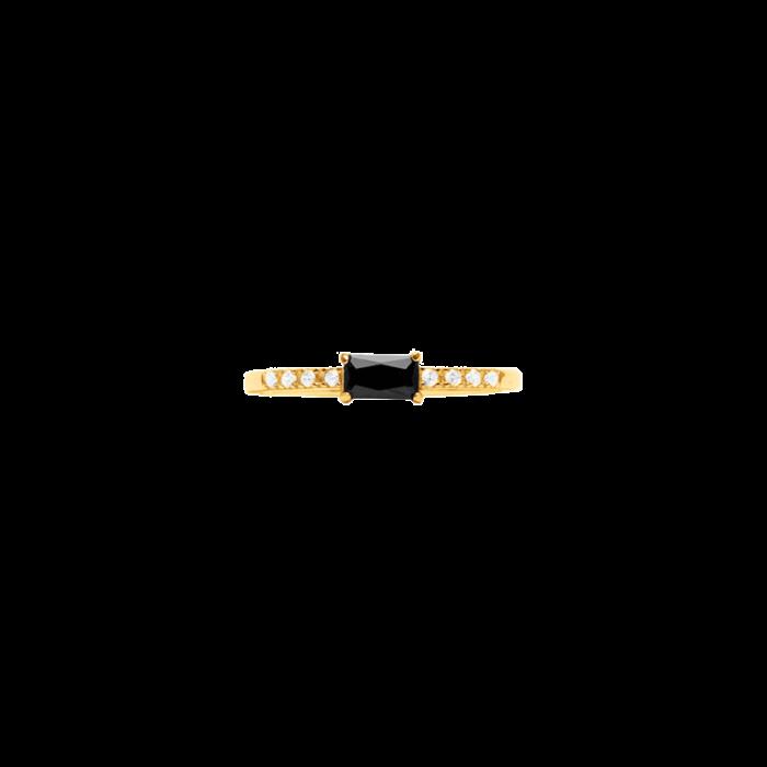 Enja-Square-Ring-Guld