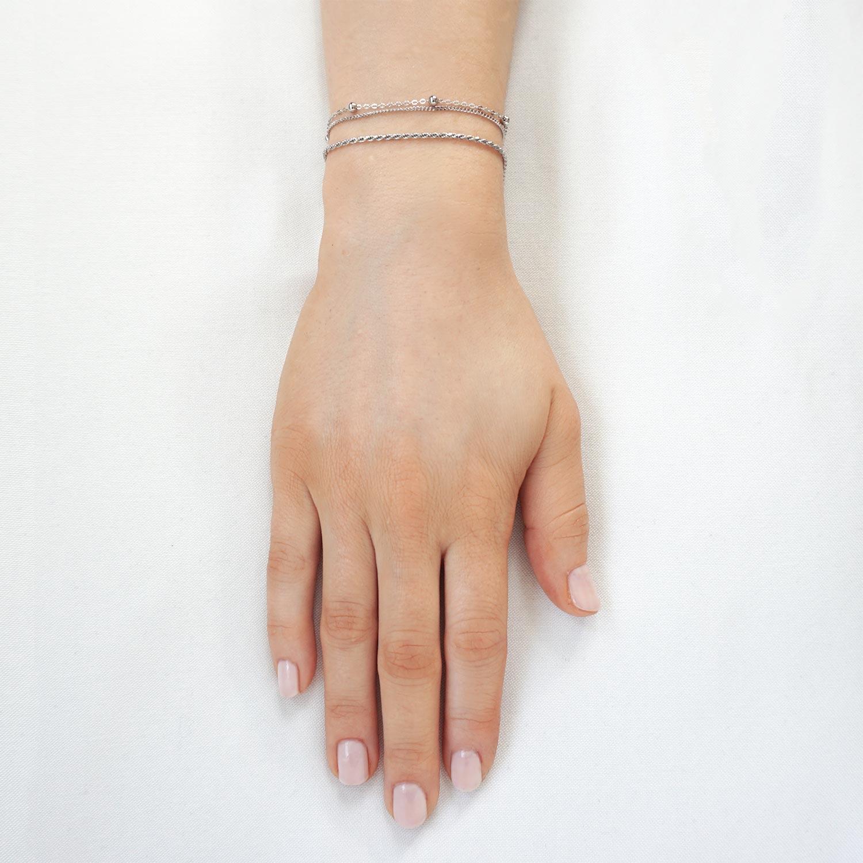 Hanna Bracelet Silver