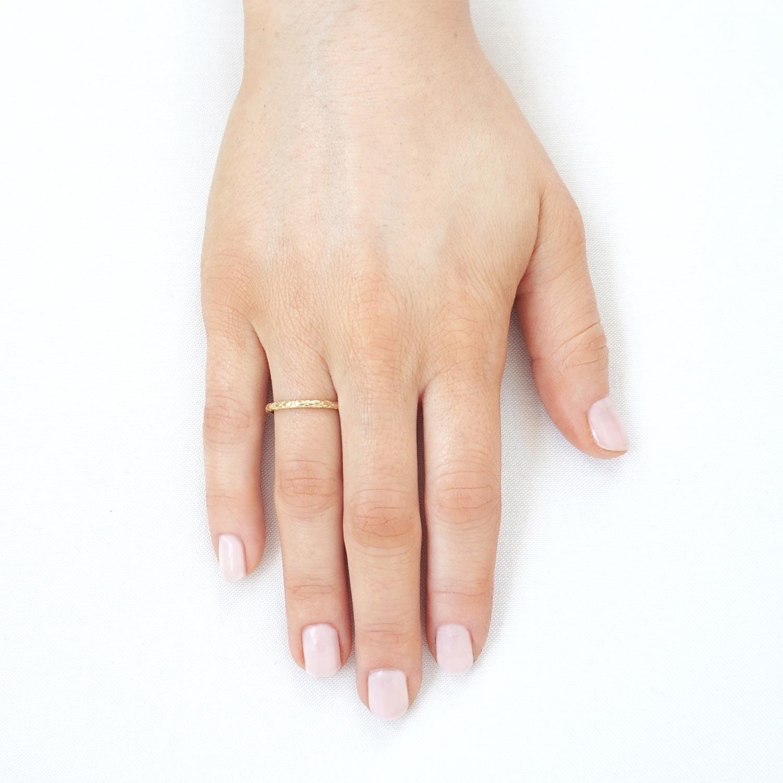 Jasmin Ring Guld