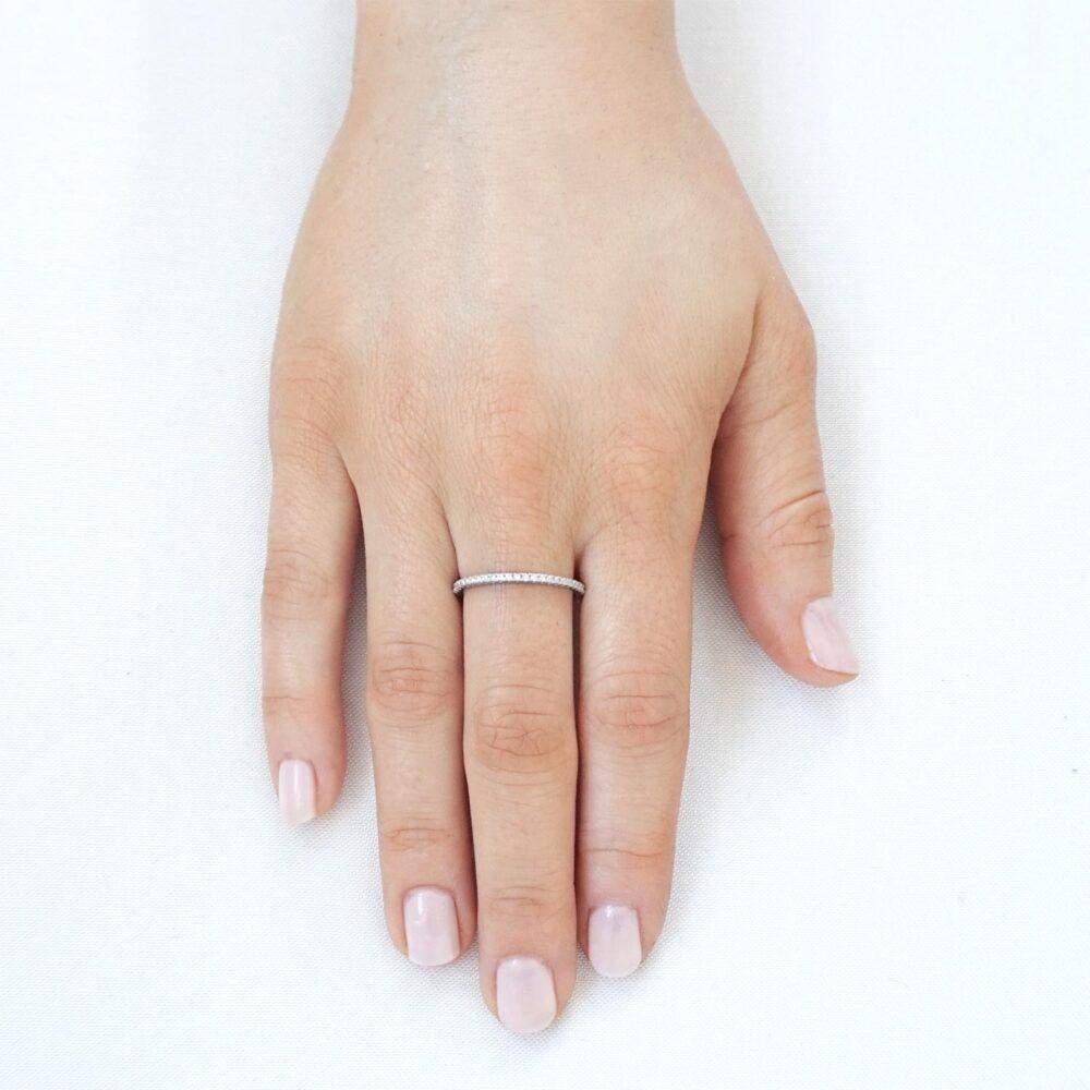 Lova Ring Silver