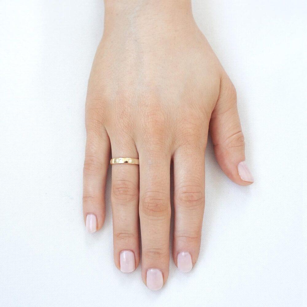Sophia Ring Guld