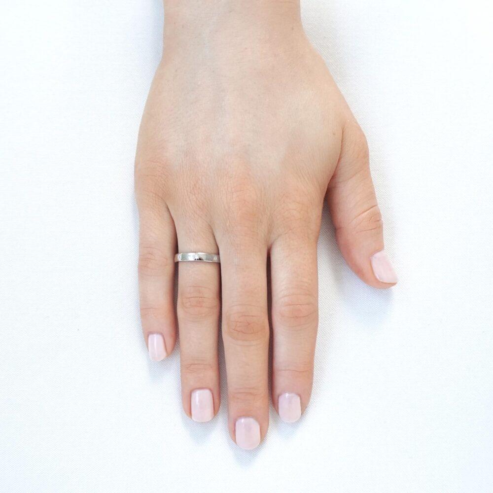 Sophia Ring Silver