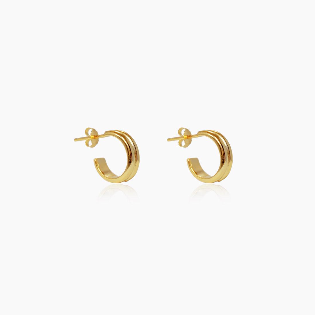 Anya Earrings Guld