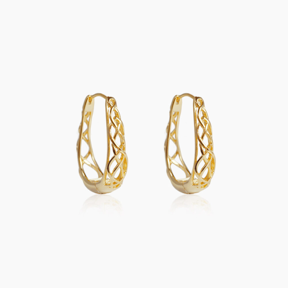 Fenya Earrings Guld