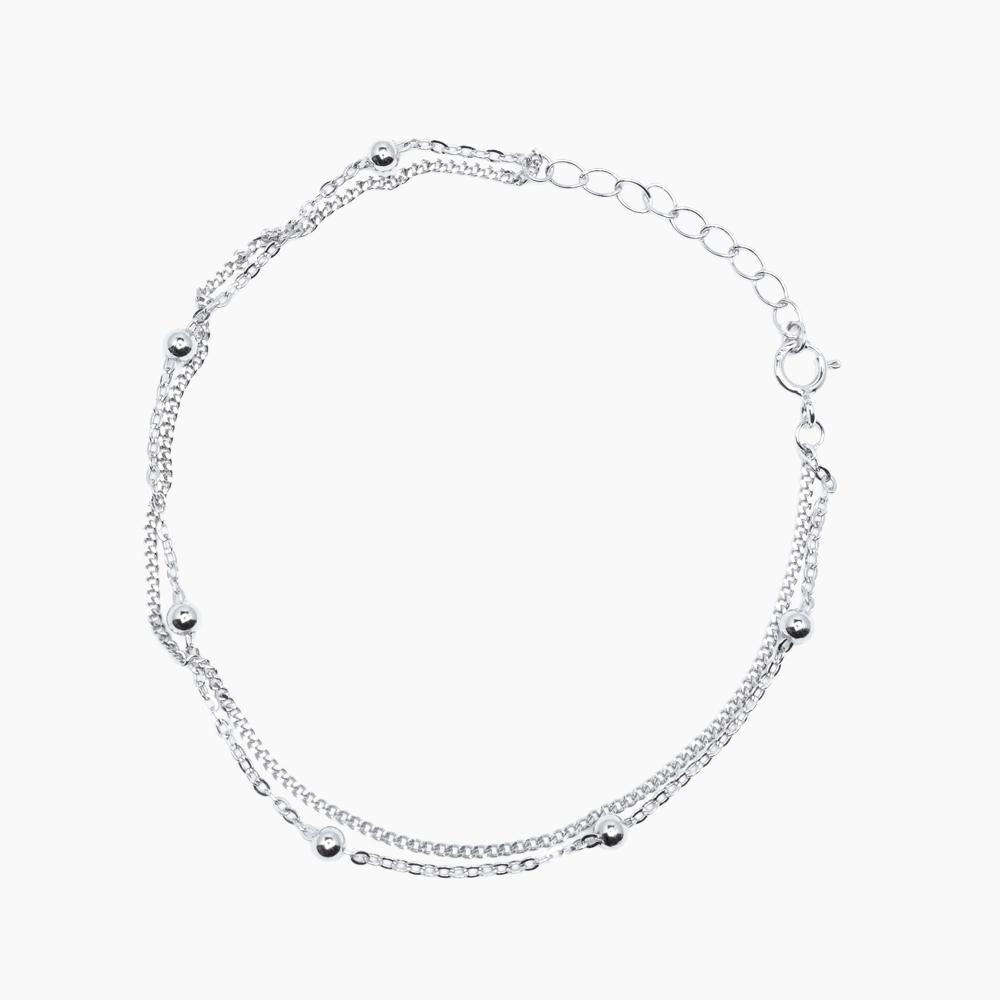 Hanna-Bracelet-Silver-Nesspah