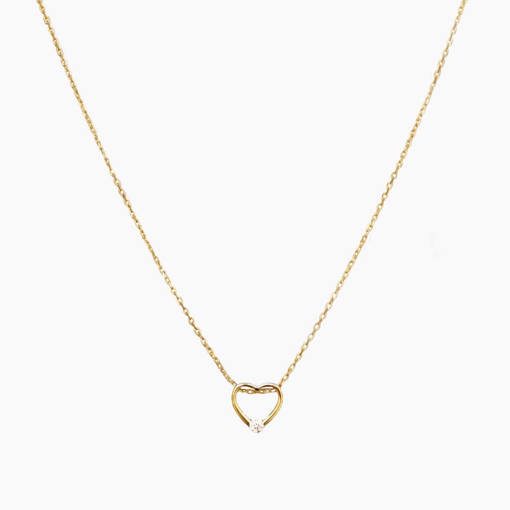 Mila Necklace Guld