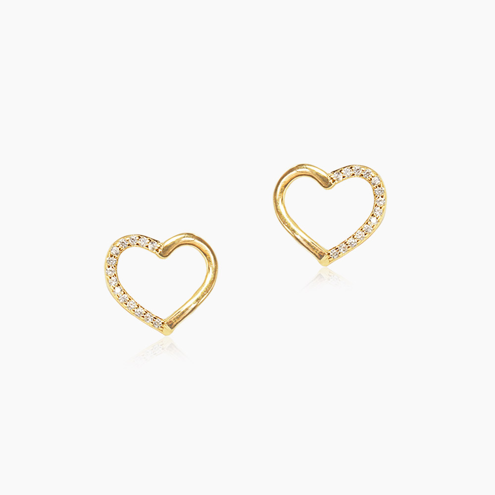 Vanya Earrings Guld