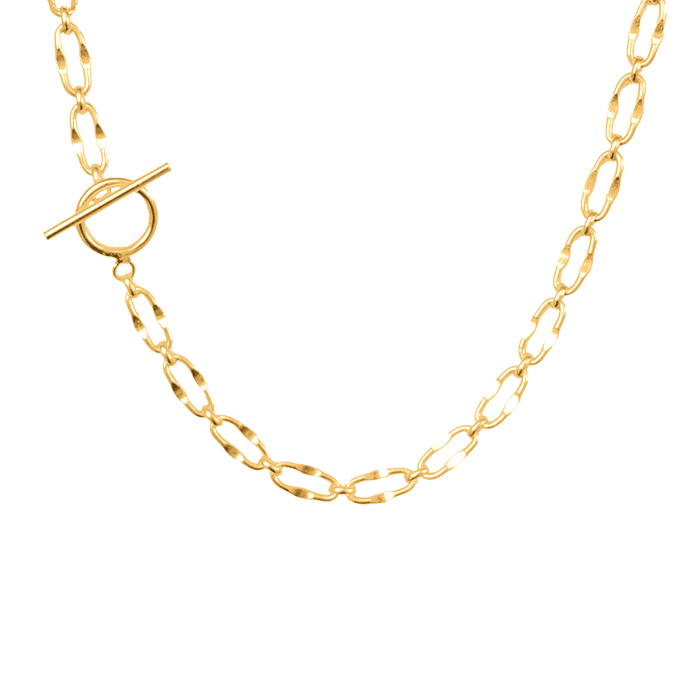 Katean-Chain-Necklace-Gold