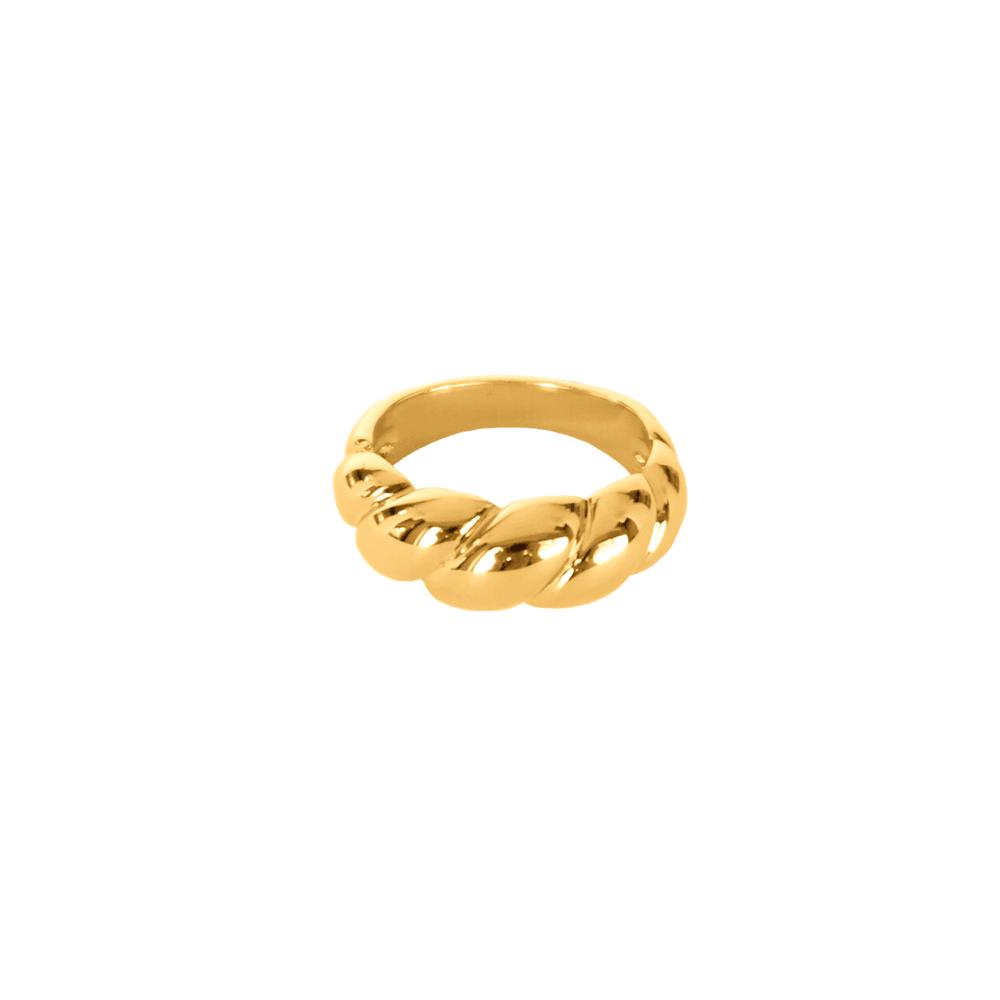 Ravel-Croissant-Gold