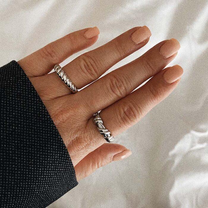 Ravine-Ring-Silver