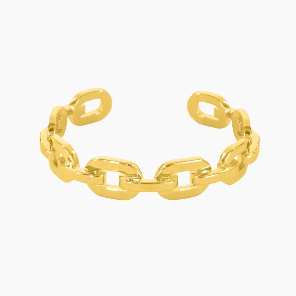 Verige-Large-Cuff-Bracelet-Guld