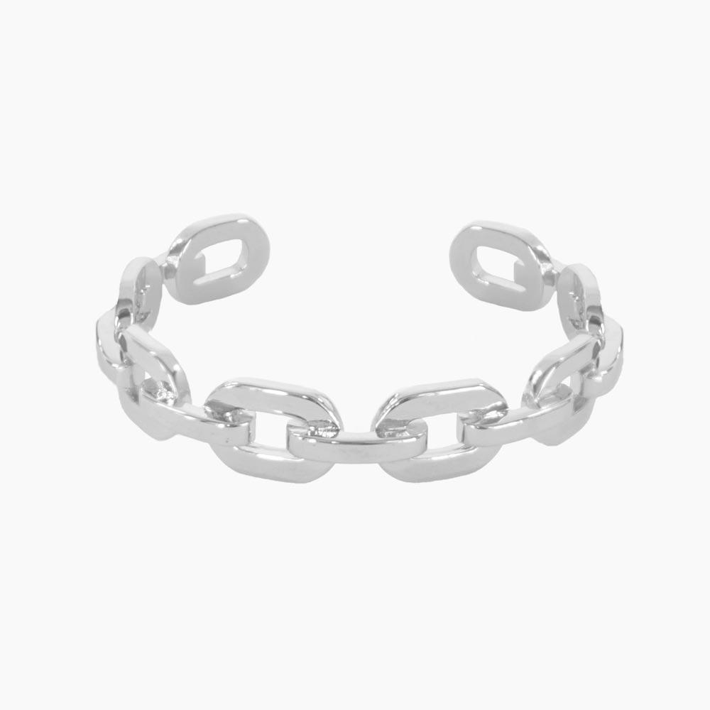 Verige-Large-Cuff-Bracelet Silver