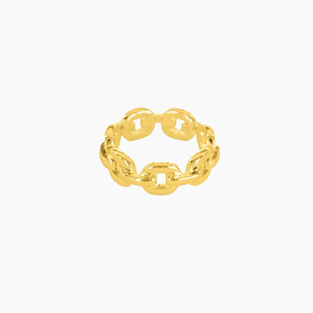 Verige-Ring-Guld