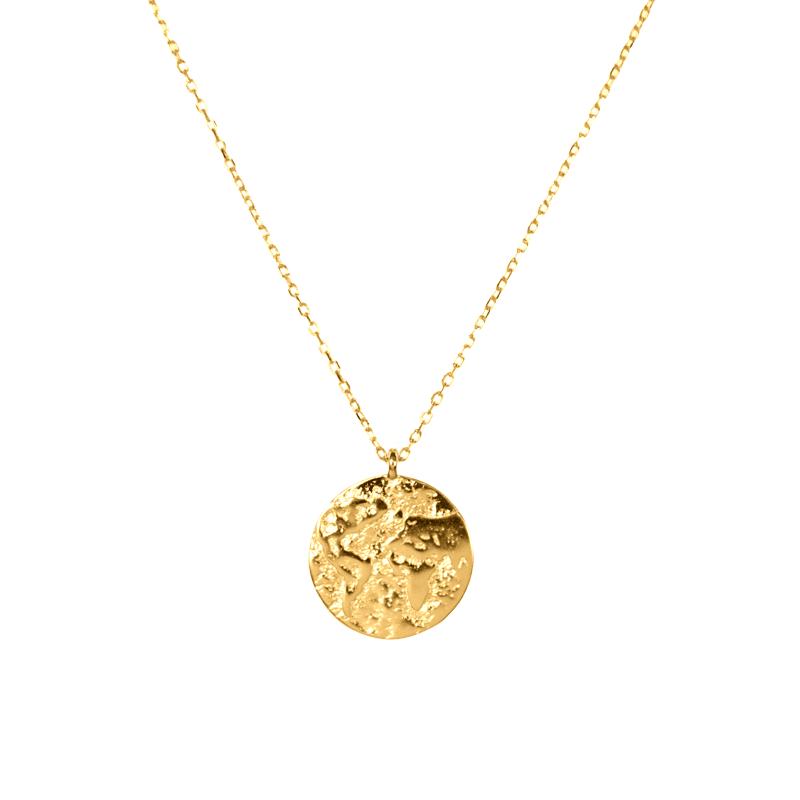 Lavelle-Necklace-Gold_