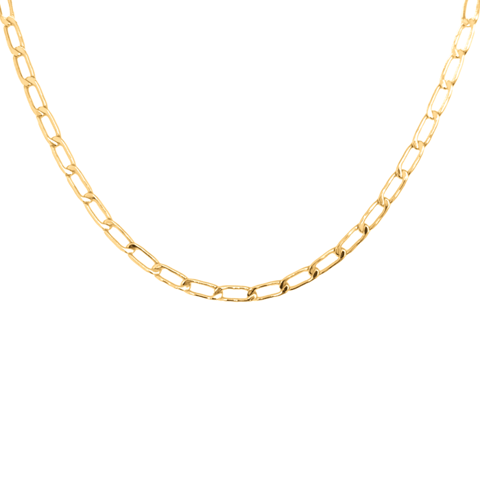 Mini-Paperclip-Necklace-gold