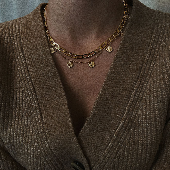 Audrey-Necklace-Gold