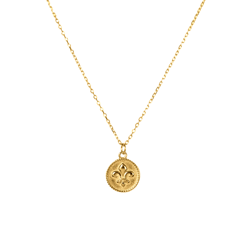 Rhy-Necklace-Gold